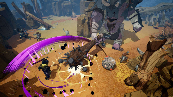 Tribes of Midgard's Golden Egg rune is one of the game's many mysteries.