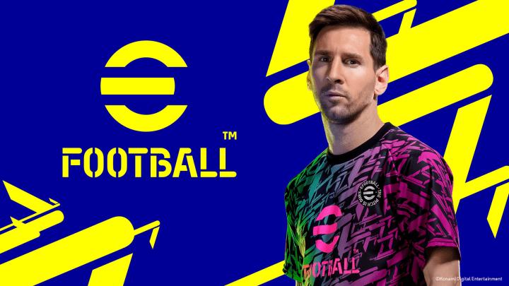 Lionel Messi serves as a global ambassador for eFootball.