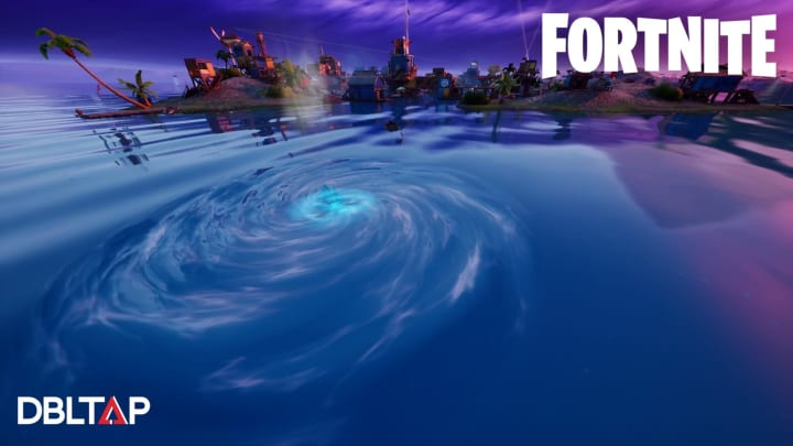 """Whirlpools were once again disabled by Epic Games as another exploit titled """"God Mode"""" has crept up into the game. Another fix is underway."""