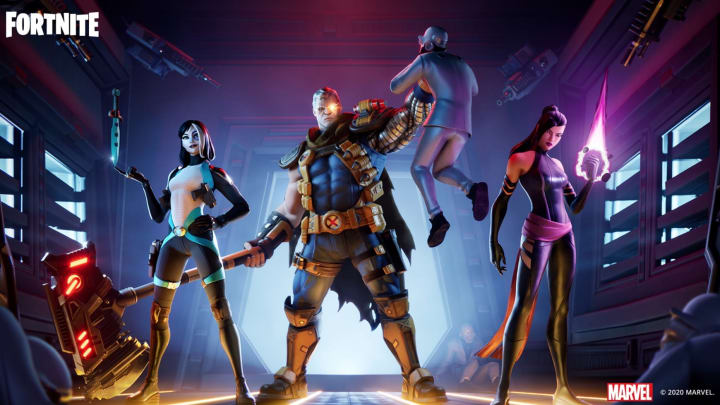 Weirdly Specific Fortnite Punch Card is one of the new ways to level up in Season 3.