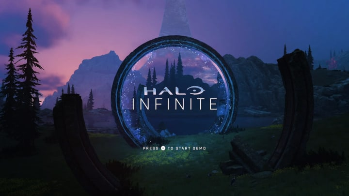 Halo: Infinite gameplay debuted Thursday at the Xbox Games Showcase.