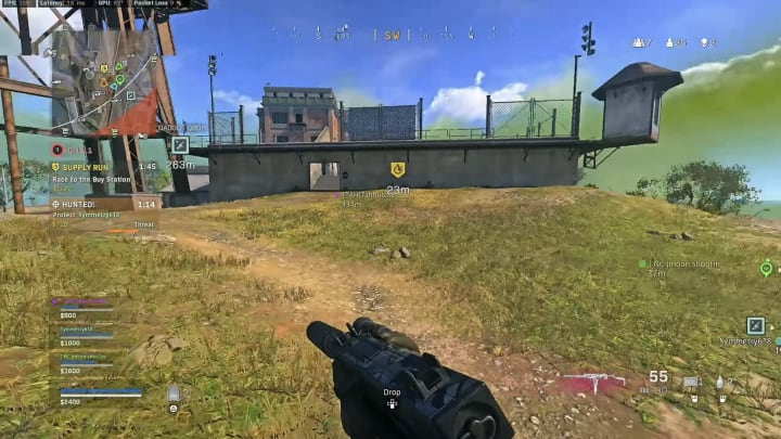 """Popular Call of Duty (COD) content creator and Twitch streamer, """"JGOD,"""" has revealed a new RPD build that has little to no recoil."""