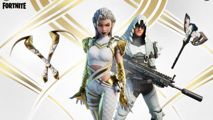 Double Dipping Fortnite Punch Card is one of the exciting ways to level up for Season 3.