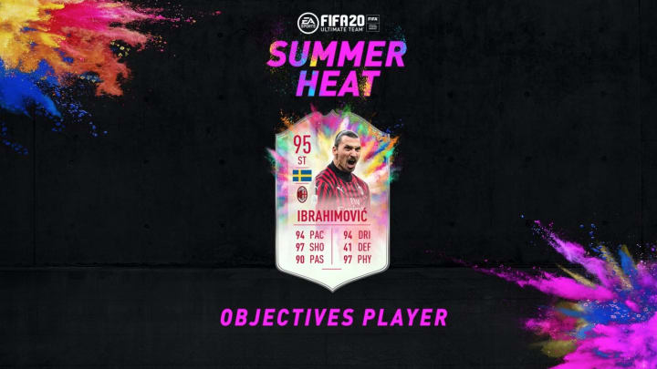 Zlatan Ibrahimovic FIFA 20 challenges are now live to be completed as a part of the Summer Heat promotion.
