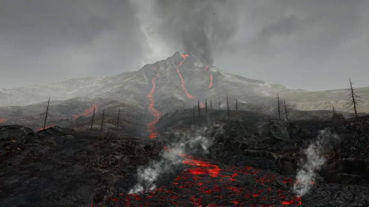 Paramo appears to feature volcanic landscapes in a PUBG Season 9 teaser.