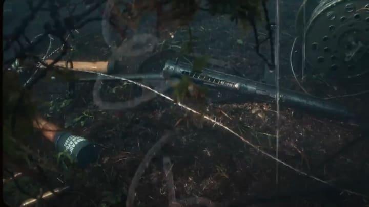 A still from a Call of Duty: Vanguard teaser.