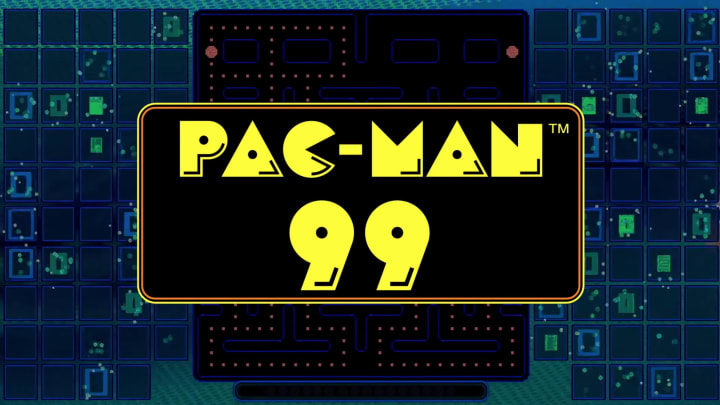 Pac-Man 99 drops Tuesday night at 9 p.m. ET.