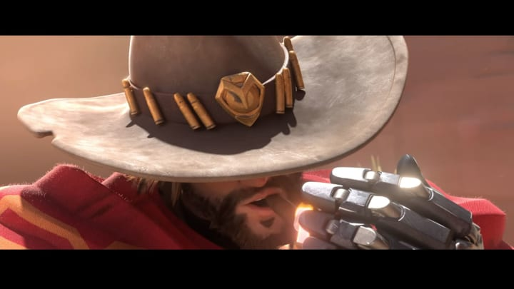 Overwatch cowboy Jesse McCree got his name from one of the employees that left Blizzard this week.