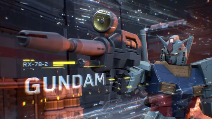 Gundam Evolution takes the Overwatch formula and applies to Gundam.