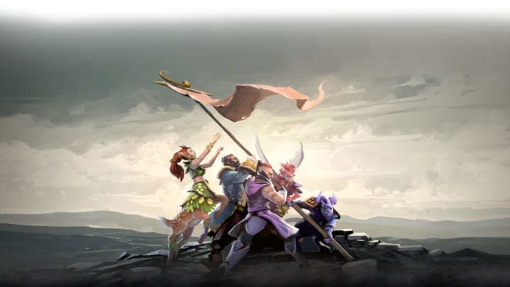 Dota 2 TI 2020 Battle Pass Revealed, Guilds Revealed