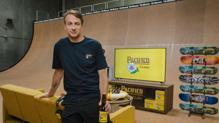 Tony Hawk and Pacifico want to give you a next-gen console.