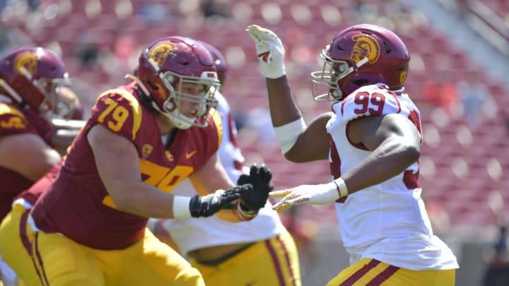 John McGillen/USC Athletics