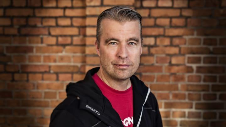 Paradox Interactive CEO Fredrik Wester.