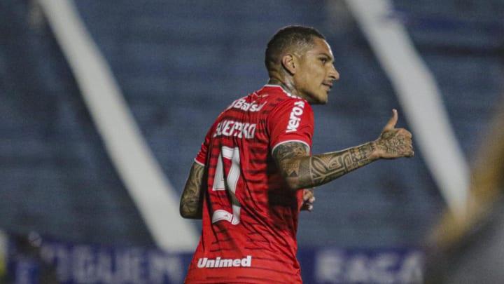 Guerrero  Internacional Libertadores