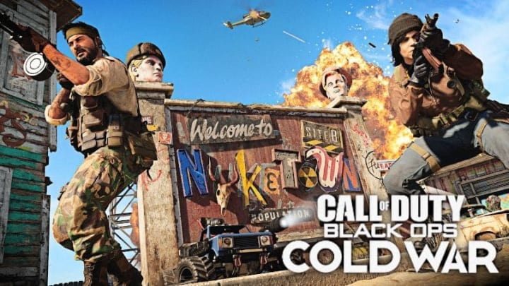 Black Ops Cold War Nuketown release date is rapidly approaching.