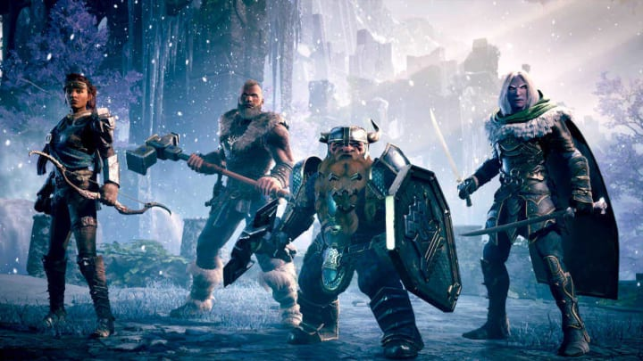 Dungeons & Dragons: Dark Alliance, Tuque Games' brand-new third-person action RPG is available now for PC, Xbox and PlayStation.