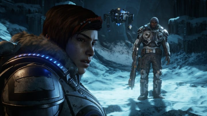 A Gears 6 release may not be far away.