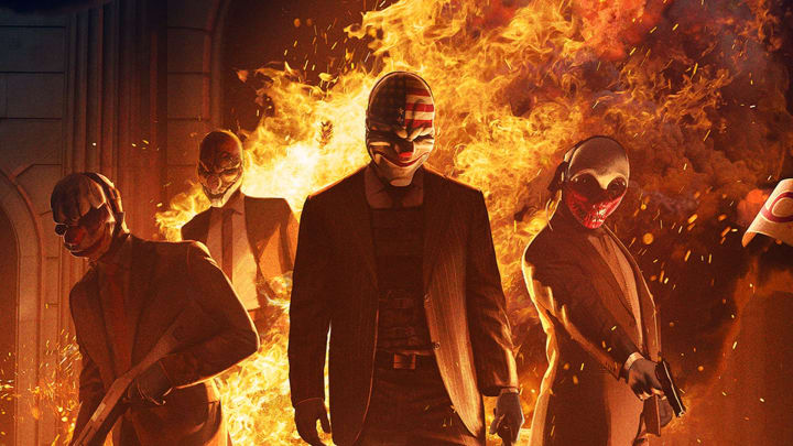 Payday 3 will launch in 2023, says developer Starbreeze.