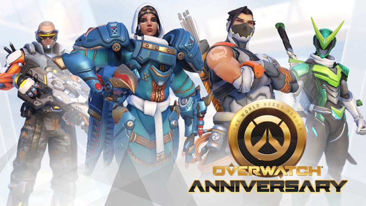 Overwatch Anniversary 2021: What to Expect for the Even