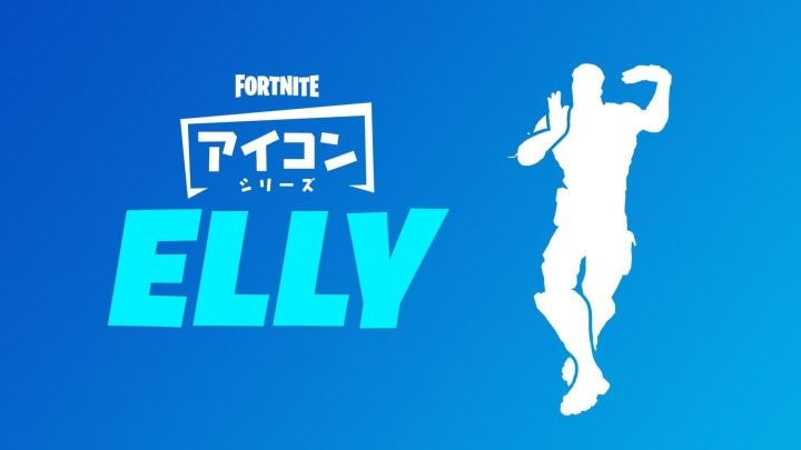 Elly Fortnite emote has now hit stores allowing fans to support their favorite J-pop star.