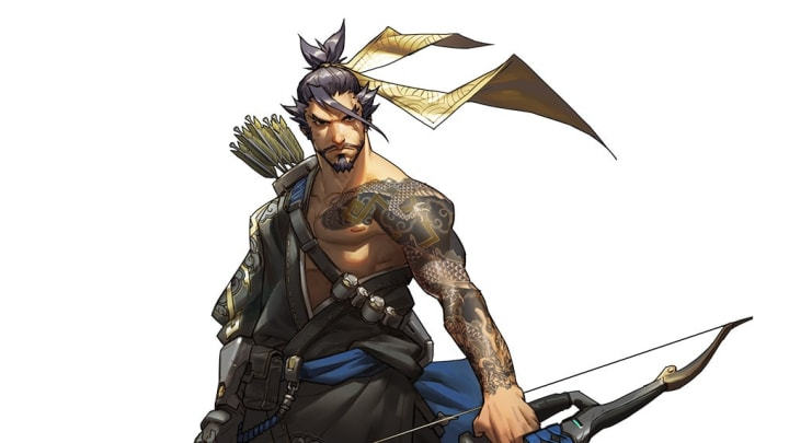 Hanzo's Dragonstrike received buffs in the Experimental.