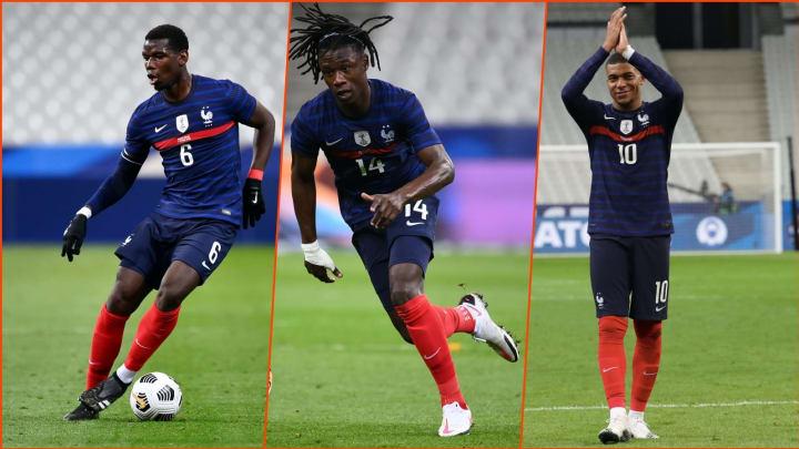 Real Madrid hofft 2021 auf ein französisches Trio!