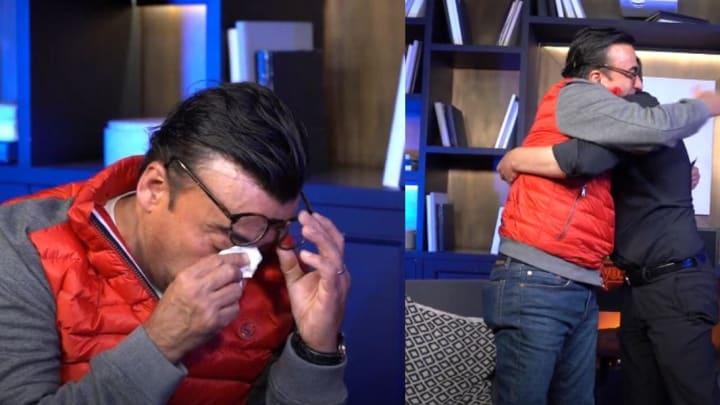 Adal Ramones y Yordi Rosado se sinceraron respecto a su distanciamiento