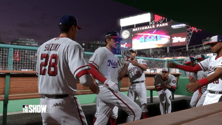 MLB The Show 20 servers can go down from time to time.