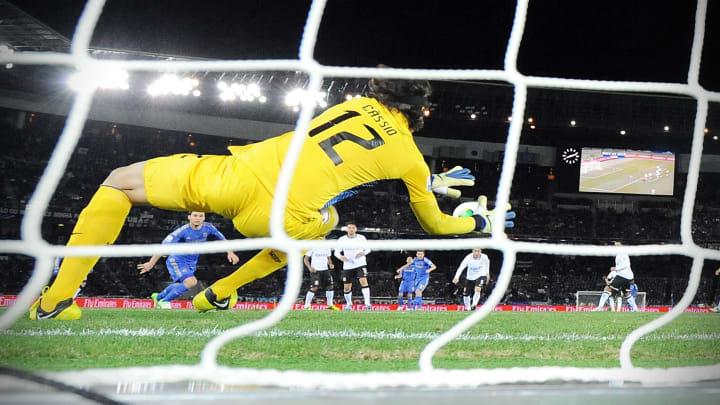 Cassio Chelsea Corinthians Mundial