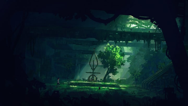 Planet of Lana is a cinematic puzzle adventure framed by an epic sci-fi saga that stretches across centuries and galaxies.