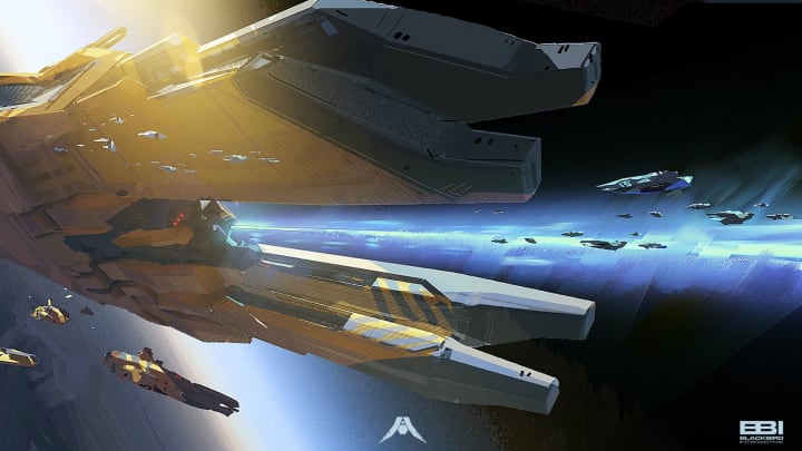 Homeworld 3's release date is set for 2022.