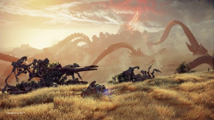 Horizon Forbidden West will make its gameplay debut this week.