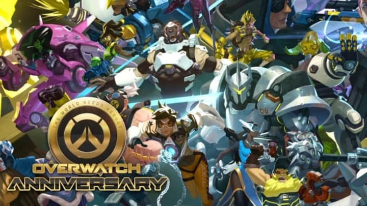 How Long is the Overwatch Anniversary Event