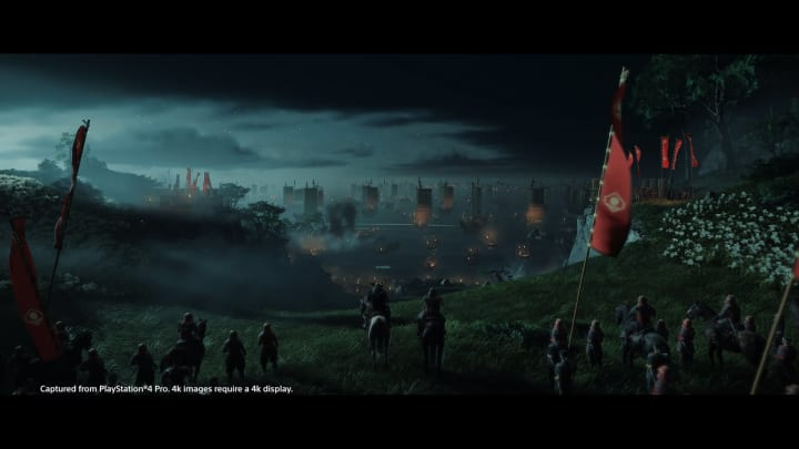 Ghost of Tsushima's developers are hiring for a multiplayer project.