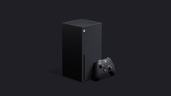 The Xbox Series X will hit store shelves in November.