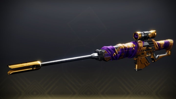 Adored, the Pursuit Weapon for Season of the Hunt