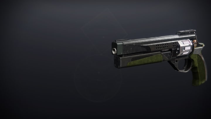 The Steady Hand is an Iron Banner weapon