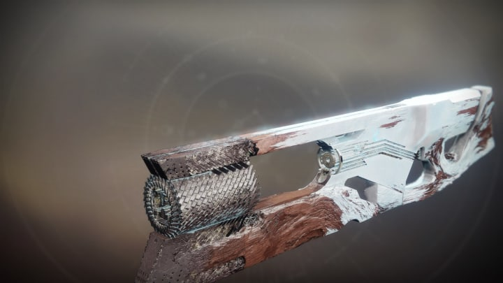This once powerful gun has been nerfed into irrelevance