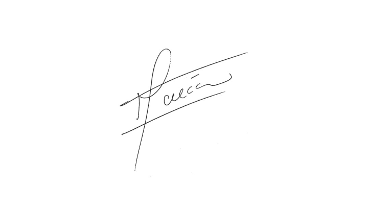 Autografo Marcao fluminense