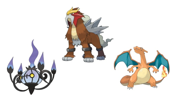 Chandelure, Entei and Charizard are good choices against Genesect.