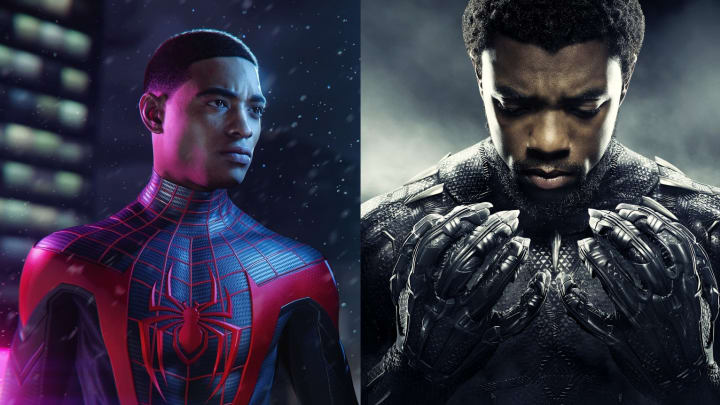 A touching tribute to Chadwick Boseman can be found in Spider-Man: Miles Morales.