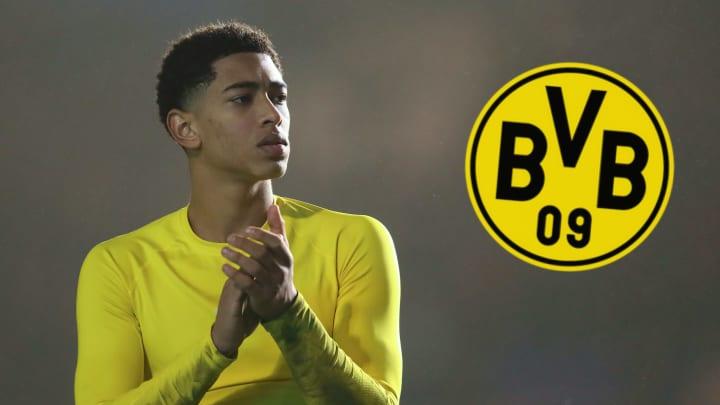 Jude Bellingham hat sich für den BVB entschieden