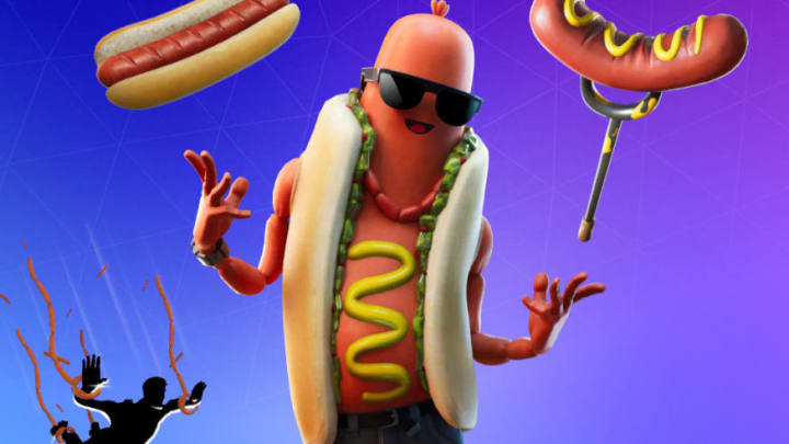 Show the world you're the hot dog on the block.