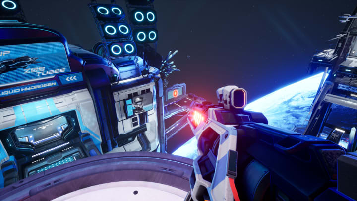 Kill steaks in the new sci-fi shooter, Splitgate, have captivated players—less due to the skill they take to achieve and more so over their names.