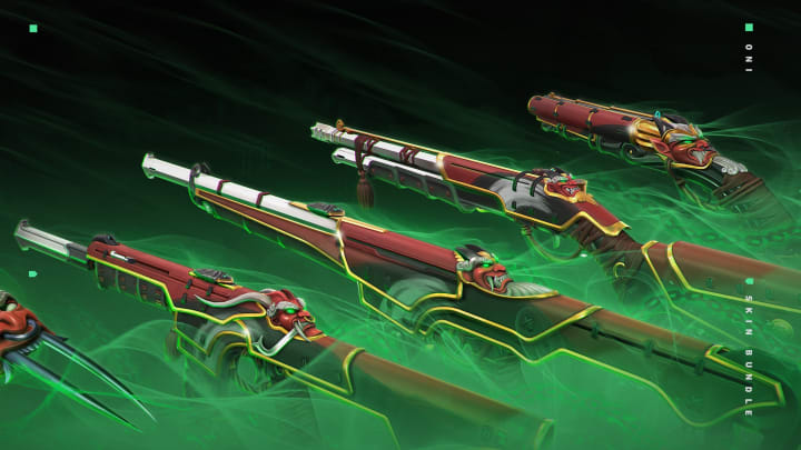 How does your favorite weapon fare in Valorant's 2.08 patch?