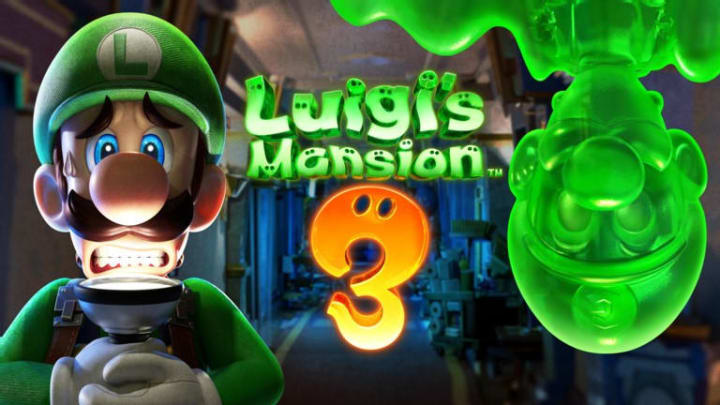 Luigi's Mansion 3 is a great choice for two players.
