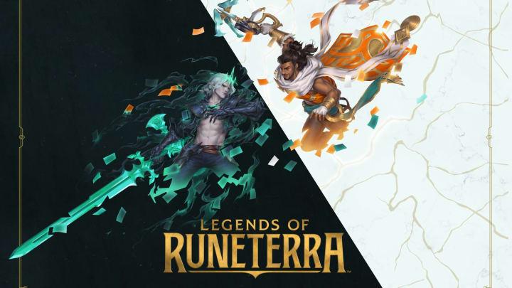 Legends of Runeterra Sentinels of Light, Viego, Akshan