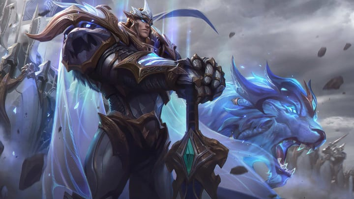 Garen and other top laners in this list have seen high and consistent win-rates this patch.