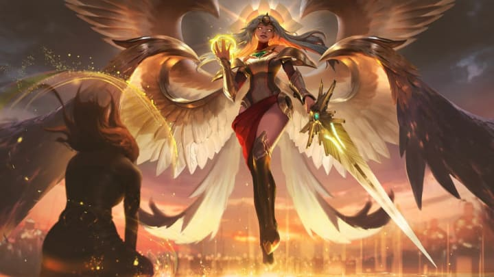 We've put together a list of all the best items for Kayle in Riot Games' Teamfight Tactics.
