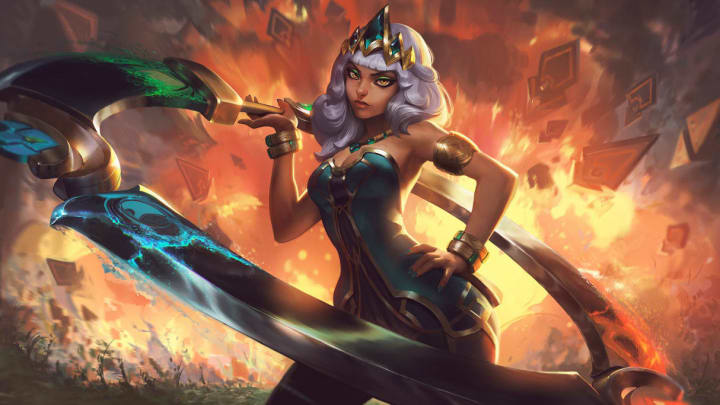 In League of Legends Patch 11.6 there's a big shift coming to the mid lane.